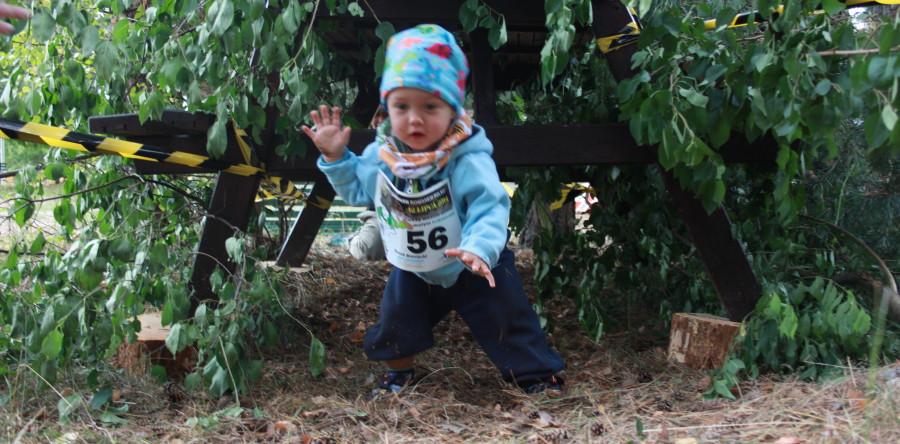 Biegi dla dzieci przy Maratonie Bieszczadzkim