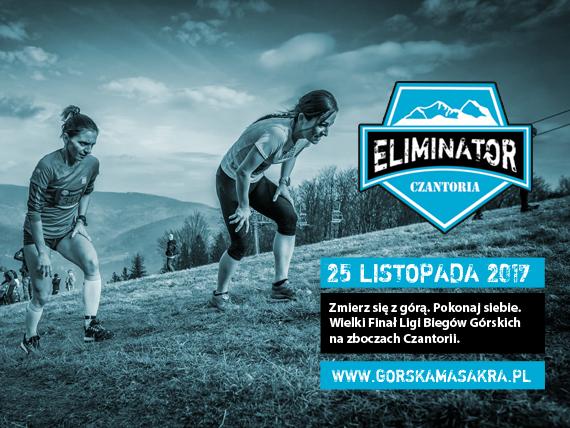 Wielki Finał Ligi Biegów Górskich Dare 2b w Ustroniu