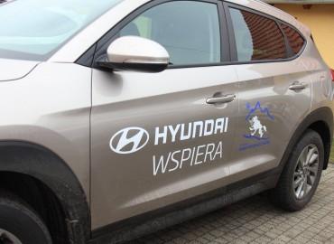 Hyundai wspiera Zimowy Maraton Bieszczadzki