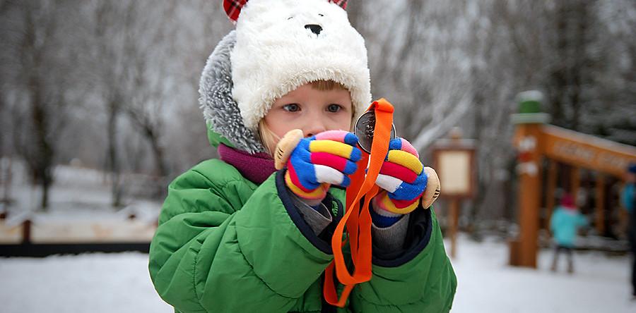 Zimowe Rzeźniczątka – biegi dla dzieci