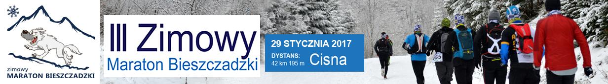 Ultra Maraton Bieszczadzki | Zimowy Maraton Bieszczadzki