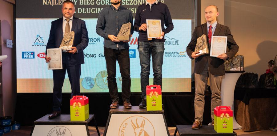Hyundai Ultra Maraton Bieszczadzki i Zimowy Maraton Bieszczadzki zdobywają Srebrne Kozice