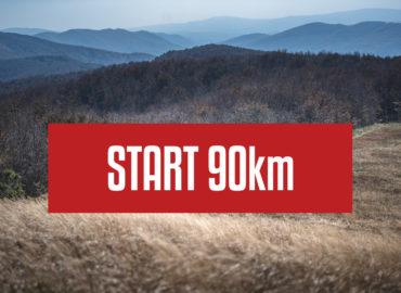 Start 90km