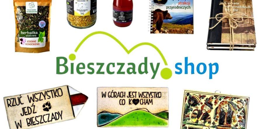 Bieszczady.shop – unikatowe bieszczadzkie miejsce w sieci